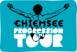 CHIEMSEE Progression Tour Logo green